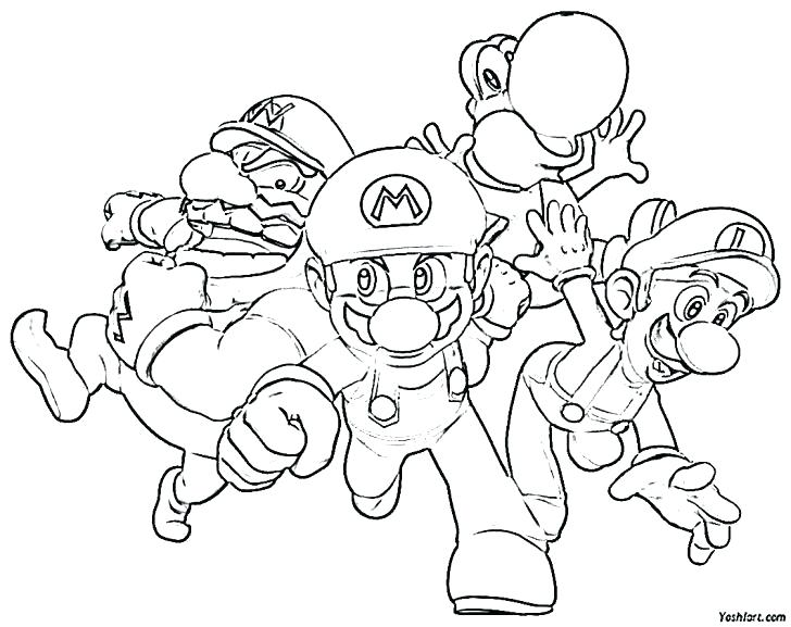 728x577 Coloring Page Mario Thanksgiving Coloring Pages Free Flash Free