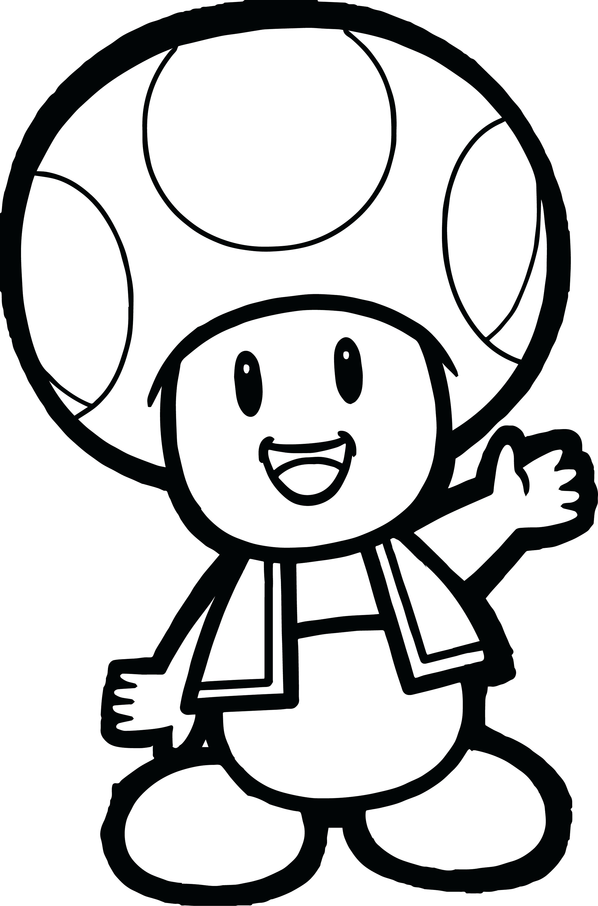 The Best Free Luigi Coloring Page Images Download From 50 Free