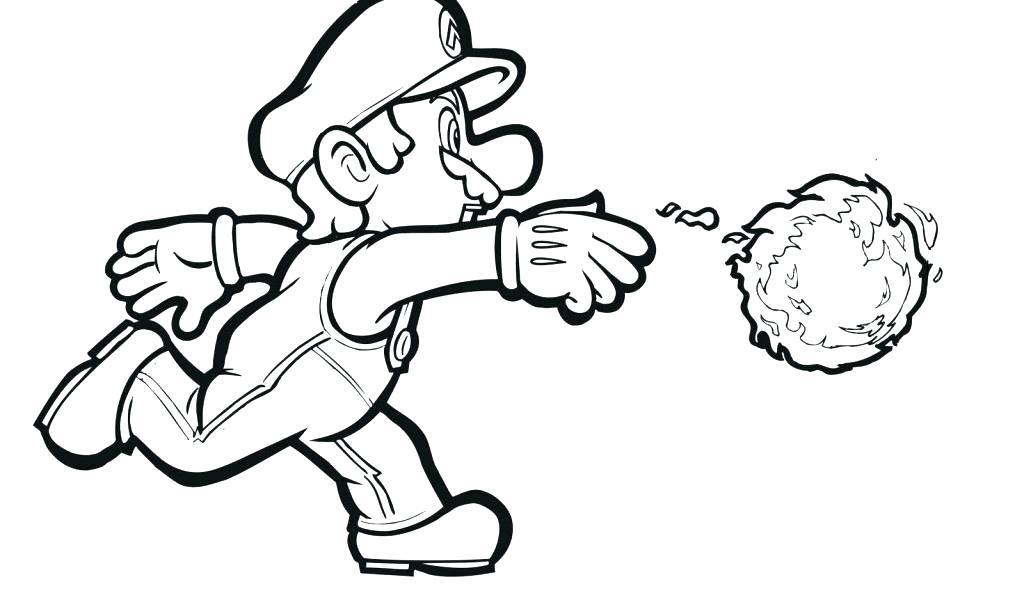 1024x600 And Coloring Pages Coloring Pages Coloring Pages Mario And Luigi