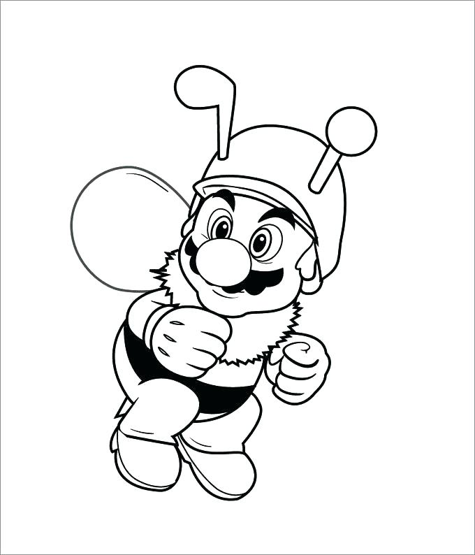 680x794 Mario Coloring Pages Online Coloring Pages Free Coloring Pages