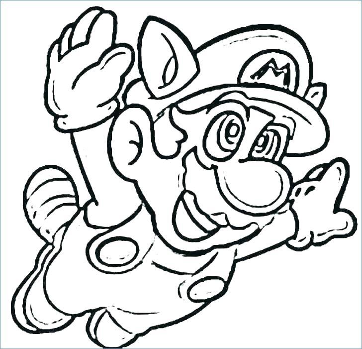 728x701 Super Mario Galaxy Coloring Sheets Printable Coloring Free