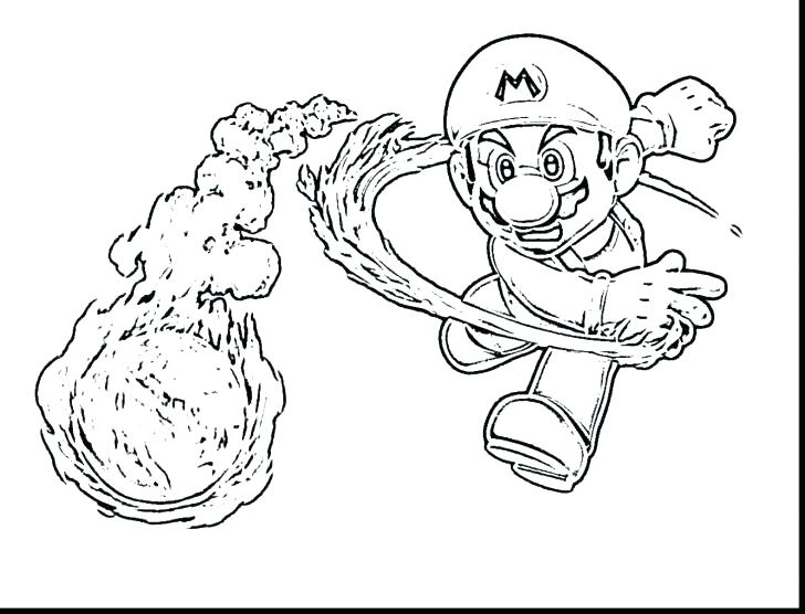 728x556 Mario And Luigi Coloring Pages Coloring Pages Medium Size Of Kart