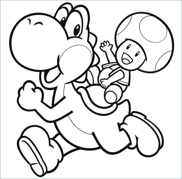 mario kart coloring pages yoshi at getdrawings | free download