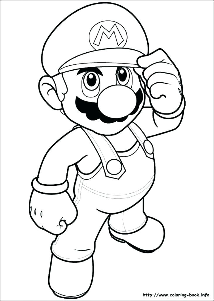 731x1024 Elegant Super Mario Odyssey Coloring Pages For Super Bros Coloring