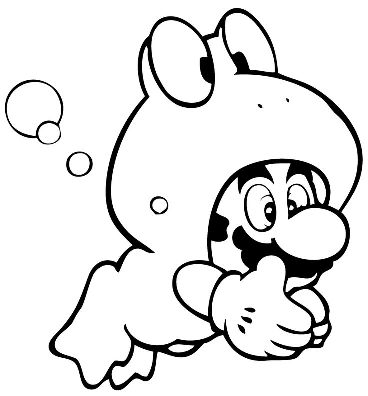 Mario Party 10 Coloring Pages