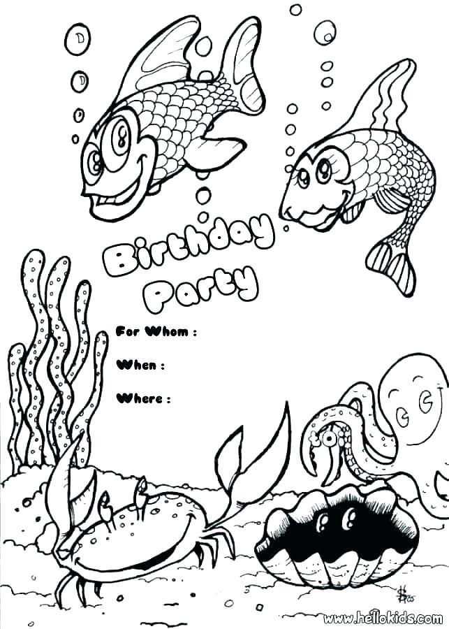 643x900 Mario Party Coloring Pages Birthday Page Color Es E Princess