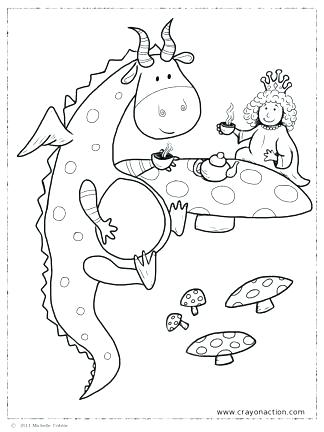 324x432 Party Coloring Pages Tea Party Coloring Pages Tea Party Coloring