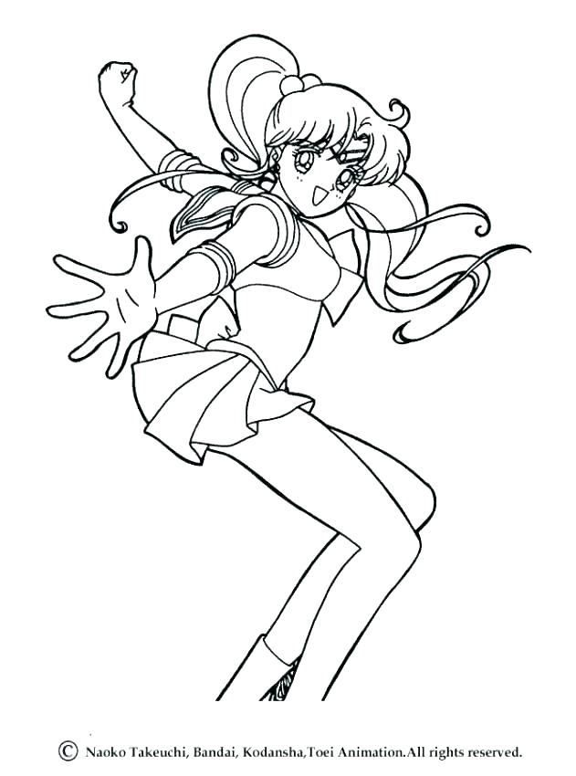 631x850 Sailor Moon Coloring Page Sailor Mars Coloring Pages Sailor Moon