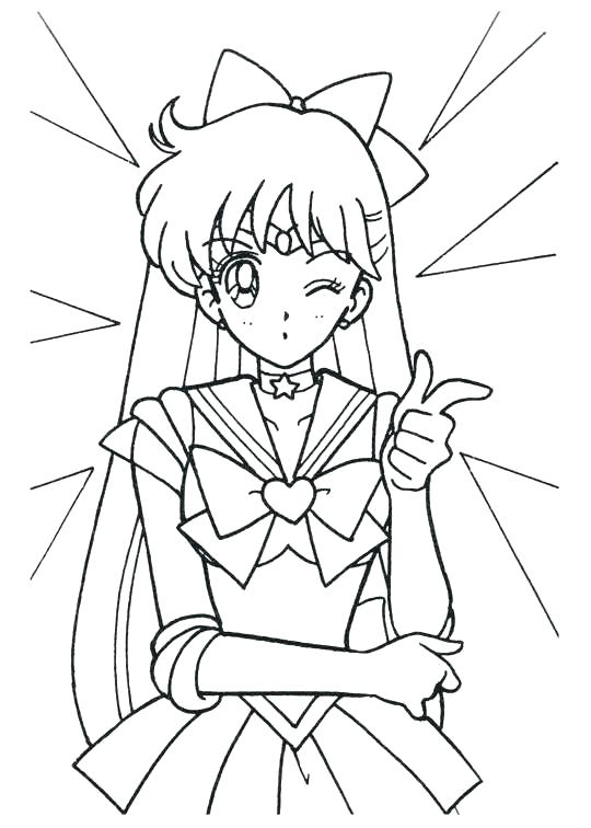 540x756 Jupiter Coloring Page Sailor Coloring Pages Best Sailor Images