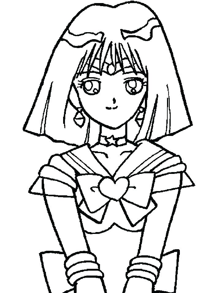 718x957 Coloring Pages Of Mars Sailor Coloring Pages S S S Sailor Mars