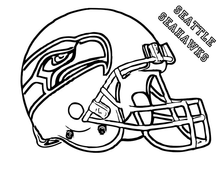 735x568 Best Seattle Images On Seattle Seahawks, Coloring