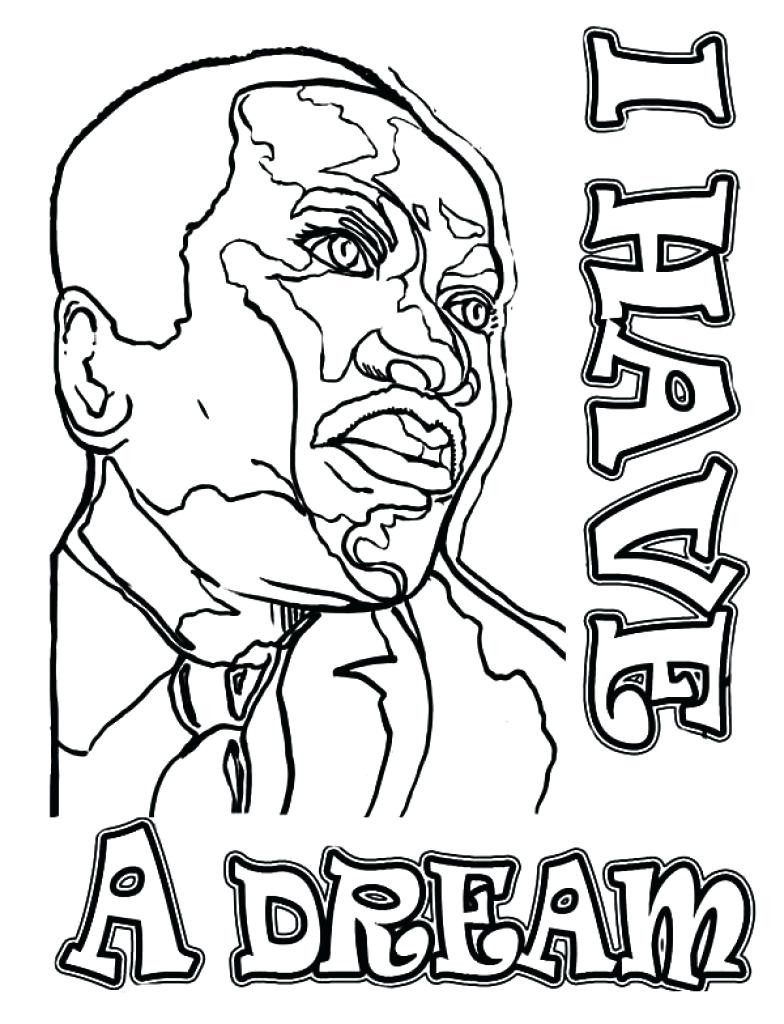 784x1024 Printable Preschool Coloring Pages Dr Martin Luther King Jr Fresh