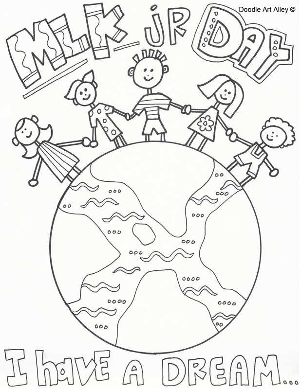 618x800 Martin Luther King Jr Coloring Pages