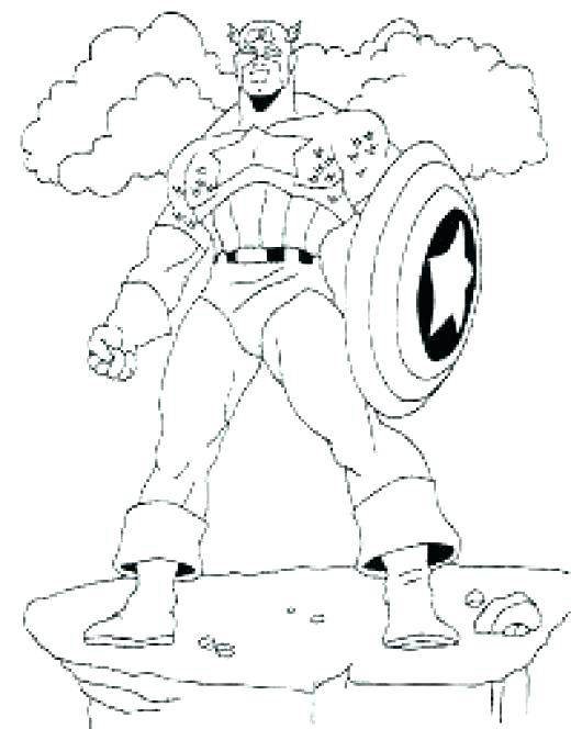 520x664 Avengers Coloring Pages Free Avengers Coloring Sheets Marvel