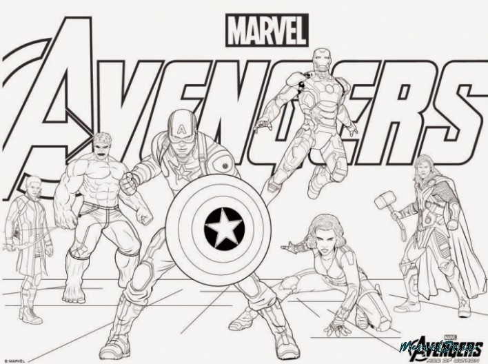 708x528 This Is How Marvel Avengers Heroes Of Marvel And Dc