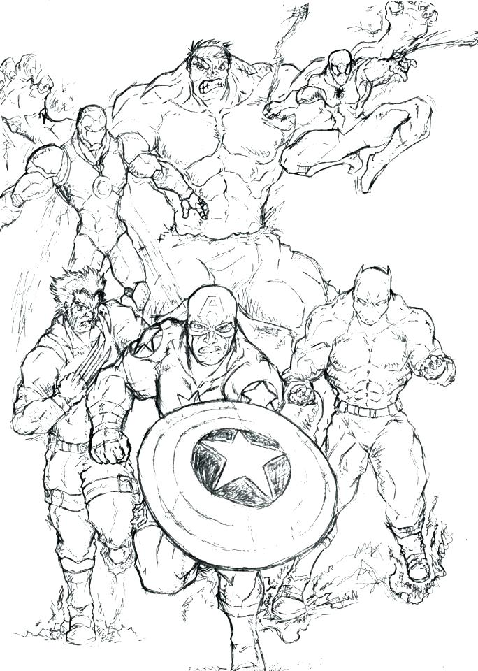 684x960 Avengers Coloring Pages Avengers Coloring Pages Get This Marvel