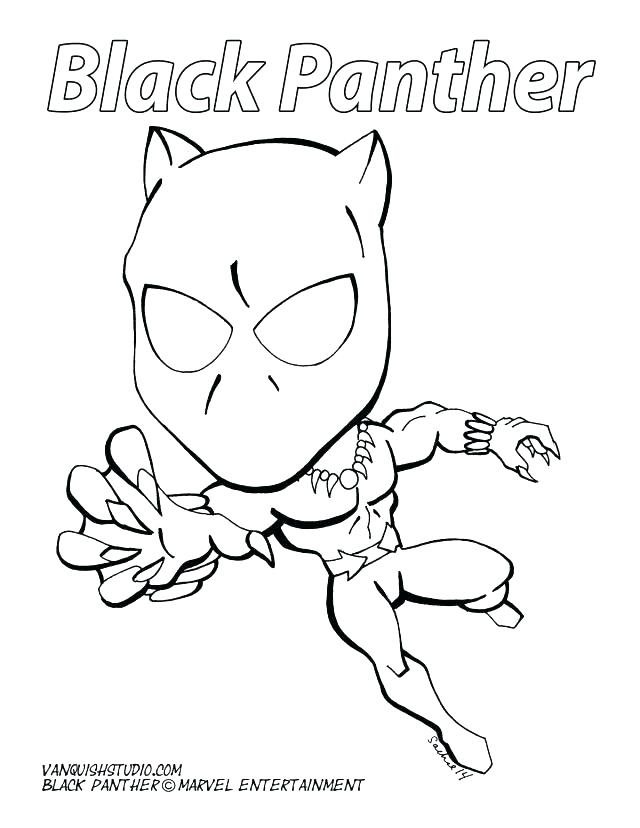 640x828 Black Coloring Pages Black Panther Coloring Pages Page To Print