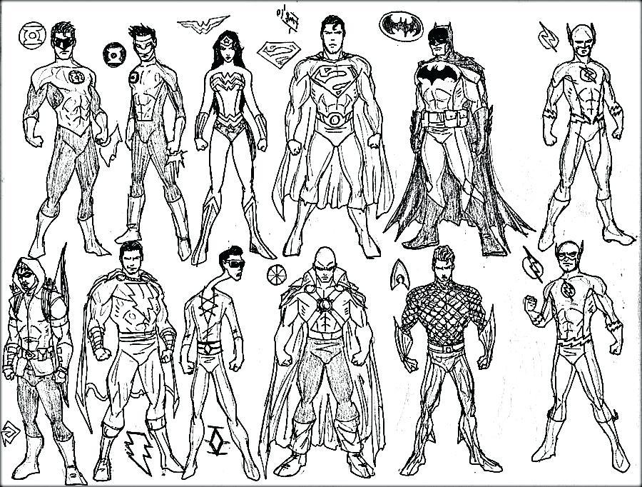 900x682 Free Printable Marvel Superhero Coloring Pages Superhero Coloring