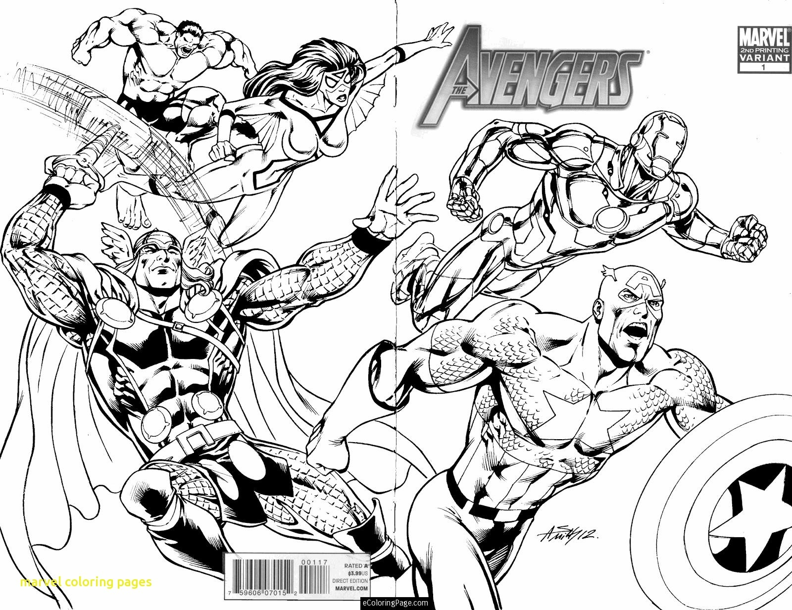 1600x1232 Marvel Coloring Pages With Marvel Superhero Avengers In Action