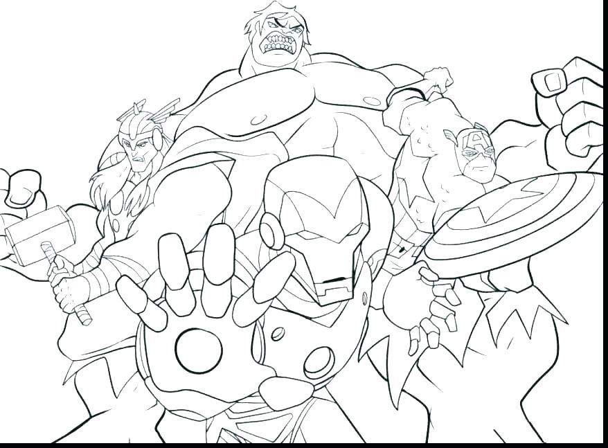 878x647 Superhero Coloring Sheet Superhero Coloring Pages Marvel Coloring