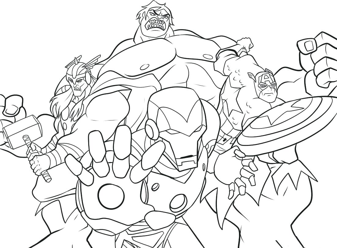 1100x811 Coloring Pages Christmas For Adults Printable Superhero Free Page
