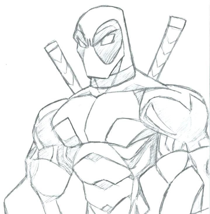 719x730 Marvel Coloring Pages Coloring Pages Coloring Home Marvel Coloring