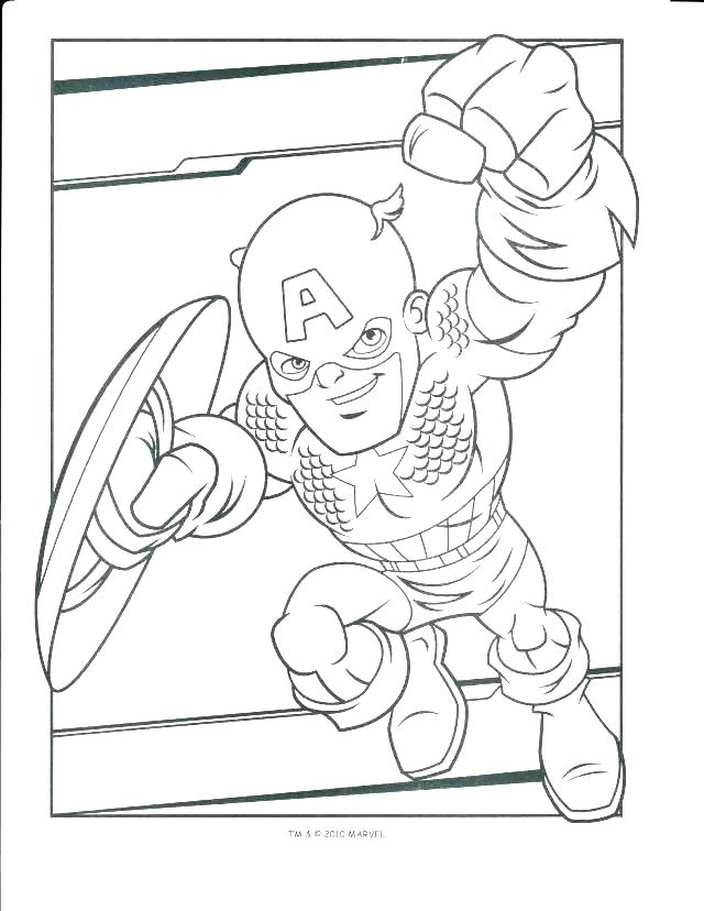 Marvel Comic Book Coloring Pages At Getdrawings Com Free For