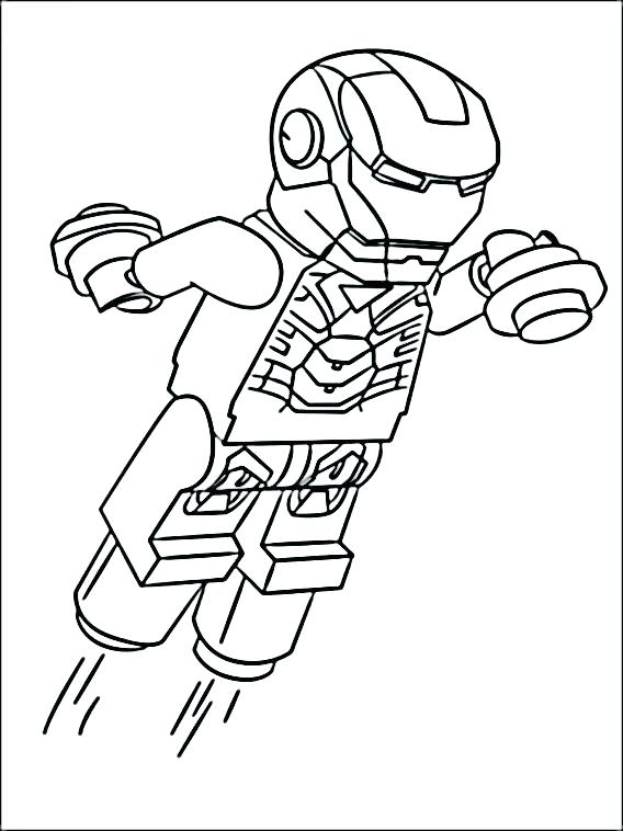 Marvel Heroes Coloring Pages At Getdrawingscom Free For Personal