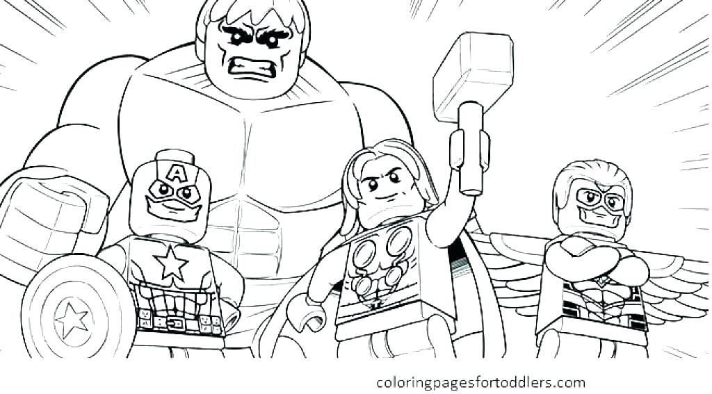 1024x567 Comic Coloring Pages Marvel Comic Coloring Pages Super Heroes