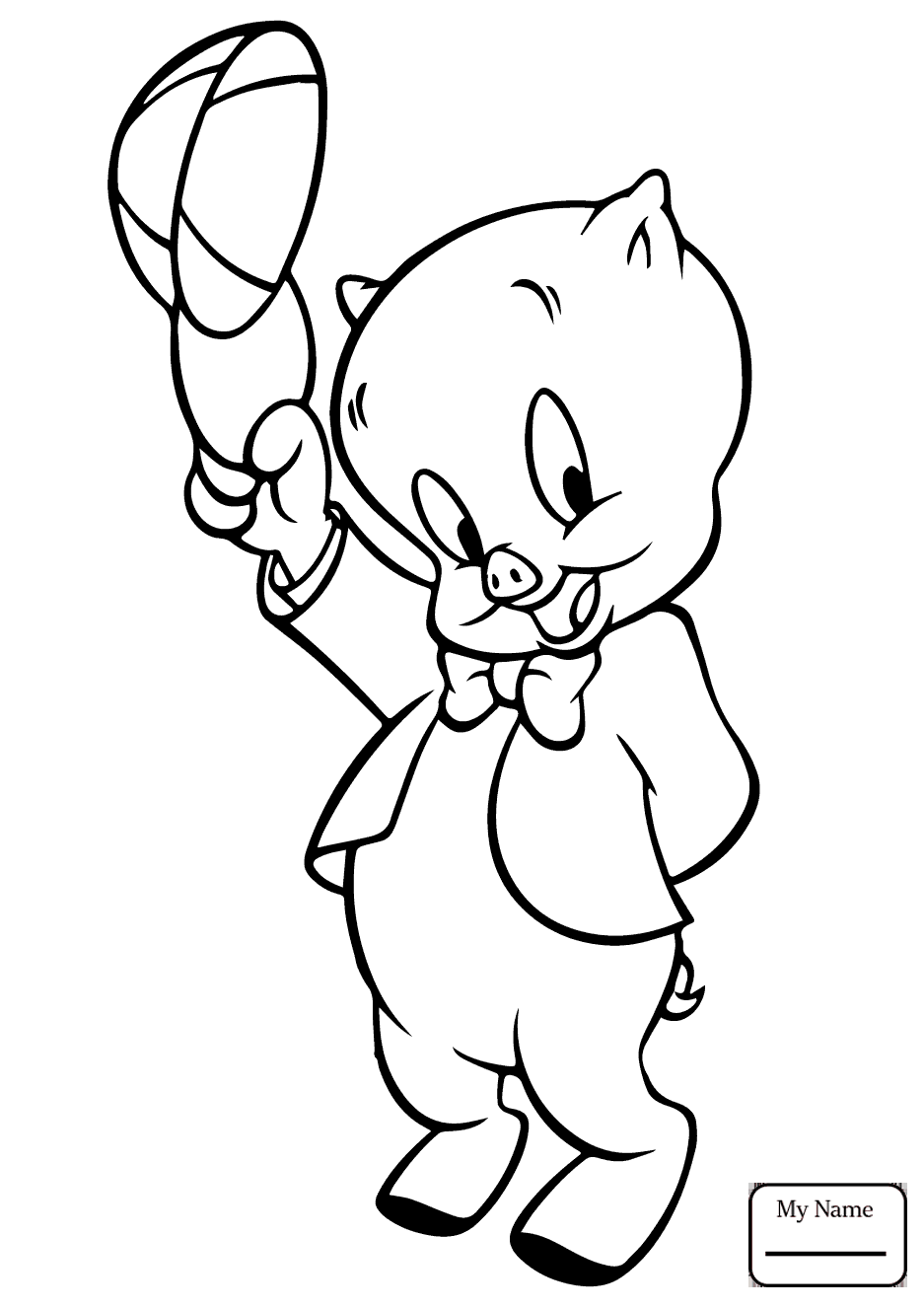 937x1326 Baby Looney Tunes Coloring Pages Free For Marvin The Martian Idea