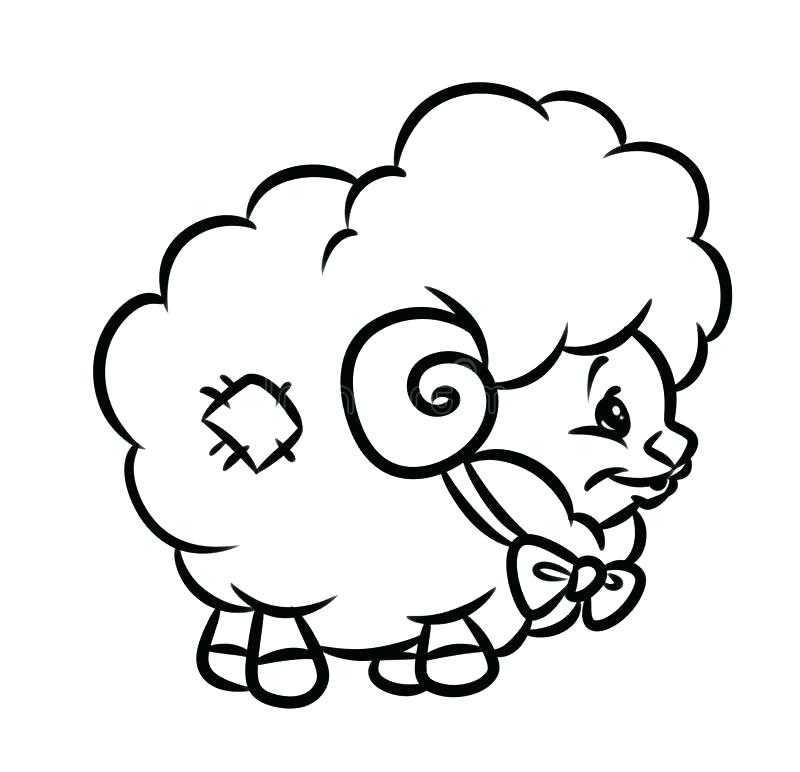 800x772 Mary Had A Little Lamb Coloring Page Coloring Page Coloring Page