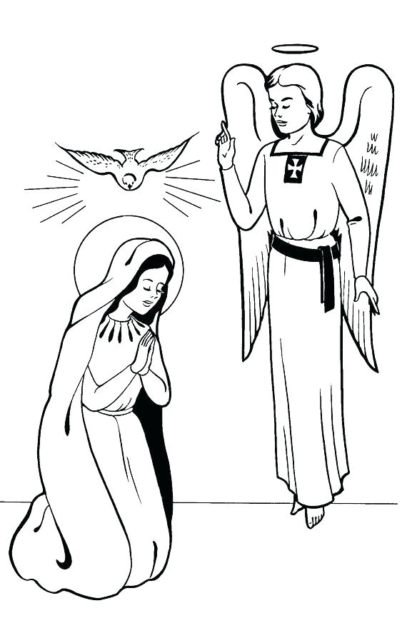 570x880 Coloring Pages Mary Mother Of Jesus Ideas About Coloring Pages