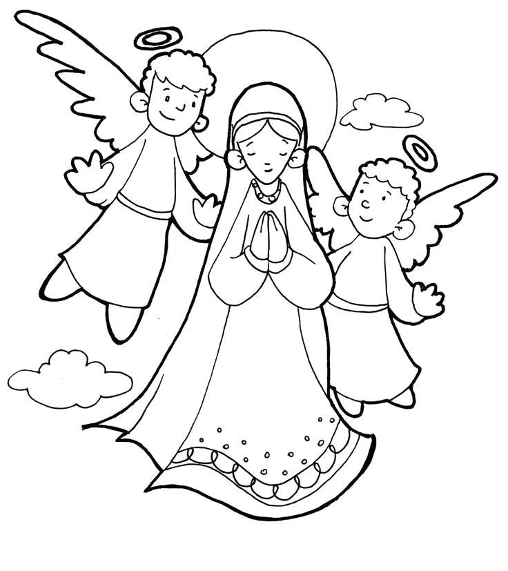 736x827 Coloring Pages Mary Mother Of Jesus Mother Coloring Page Religion