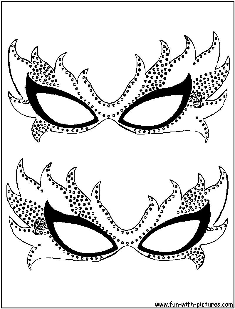 800x1050 Two Decorative Mardi Gras Masks Mardi Gras Masks