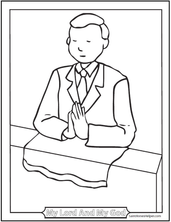 Mass Coloring Pages