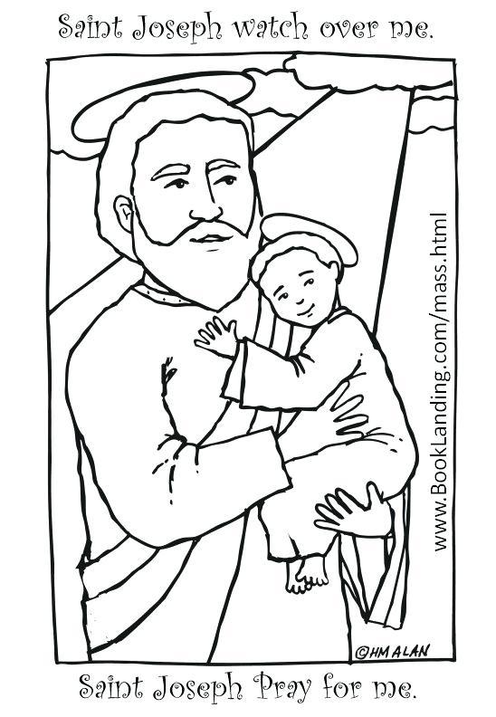 548x792 Catholic St Coloring Pages En Catholic St Coloring Pages En