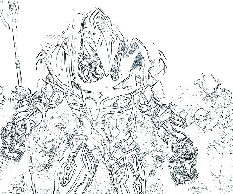 800x667 Halo Coloring Page Halo Coloring Page Halo Reach Coloring Pages