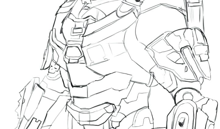 722x425 Master Chief Coloring Pages X X X A Next Image A Wallpaper Master