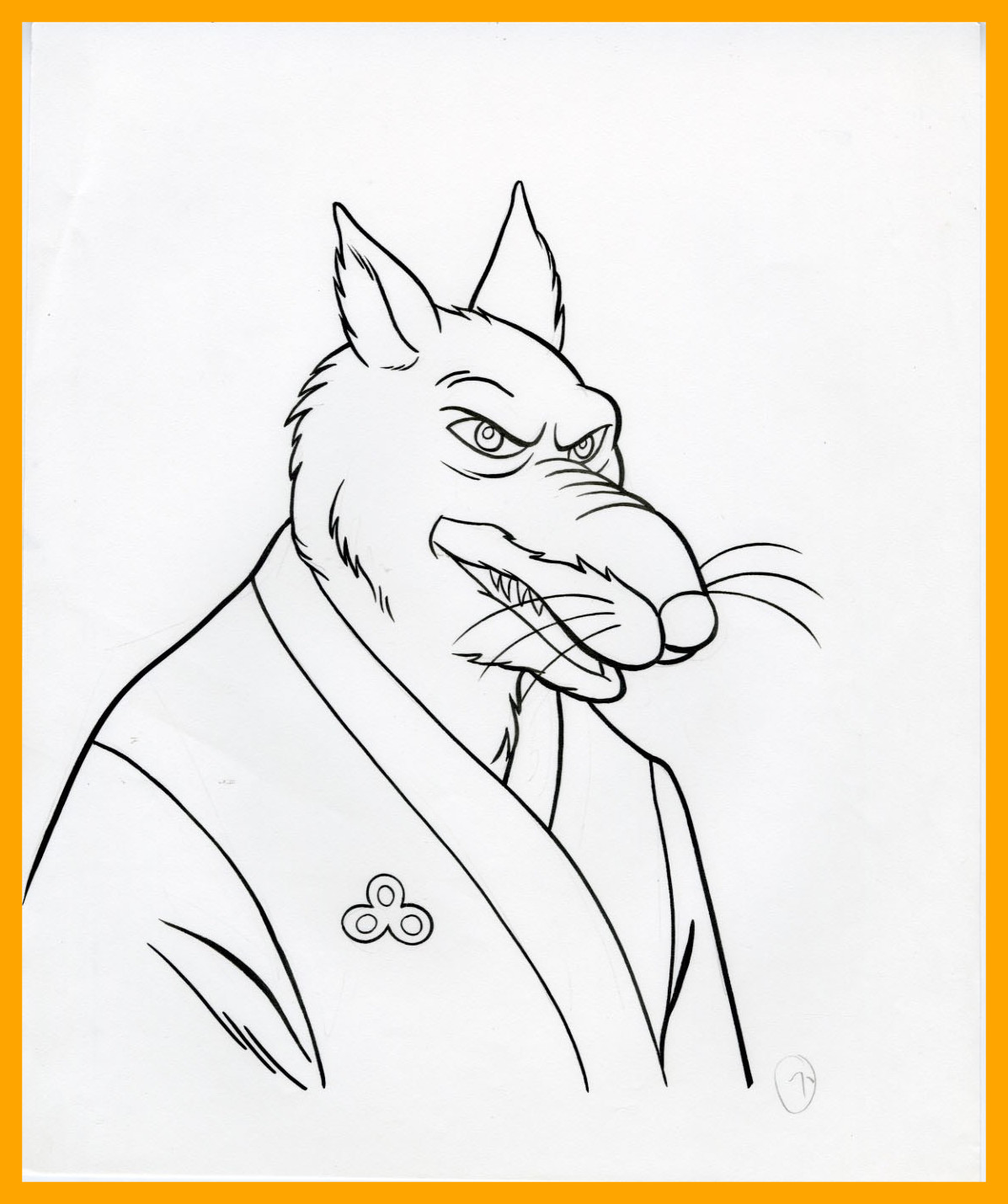 1197x1430 Astonishing Master Splinter Coloring Pages For Redwall Popular