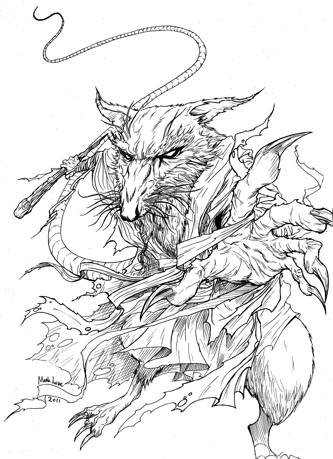 1161x1600 Master Splinter Ninja Turtles Coloring Pages