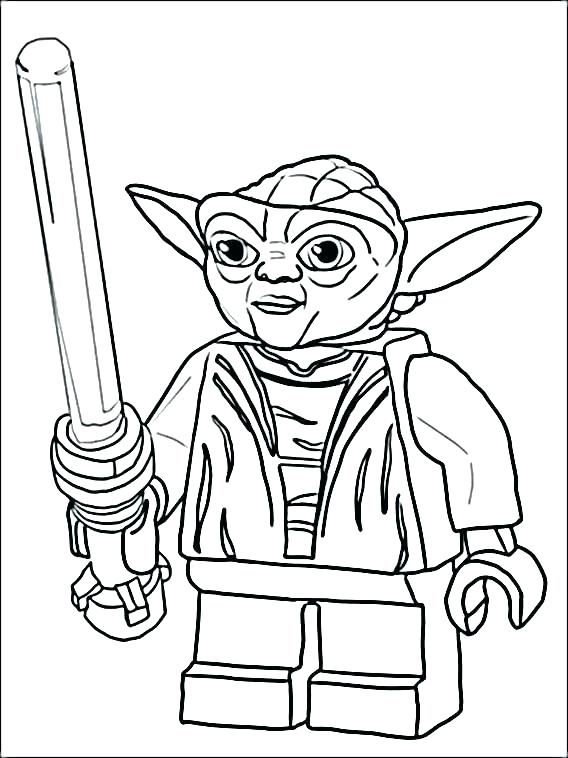 568x758 Yoda Coloring Pages Coloring Pages With To Color Star Wars