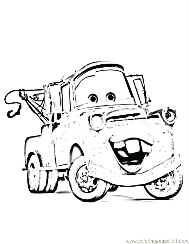 650x841 Mater Cars Coloring Pages Cars Coloring Pages Mater Mater Cars