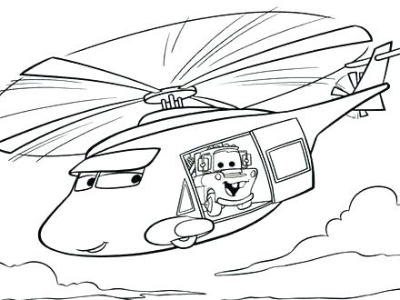 440x330 Lightning Mcqueen And Mater Coloring Pages To Print Kids Coloring