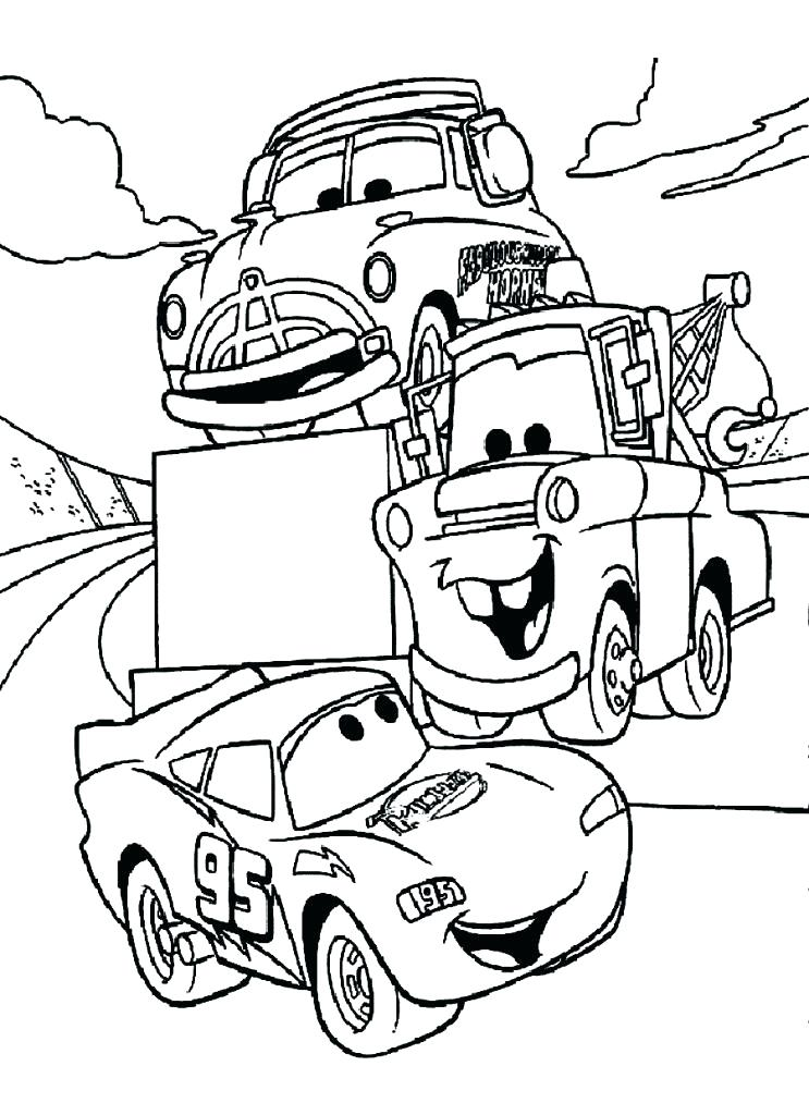 743x1024 Mater Coloring Pages Free Cars Mater Free Coloring Page Cars