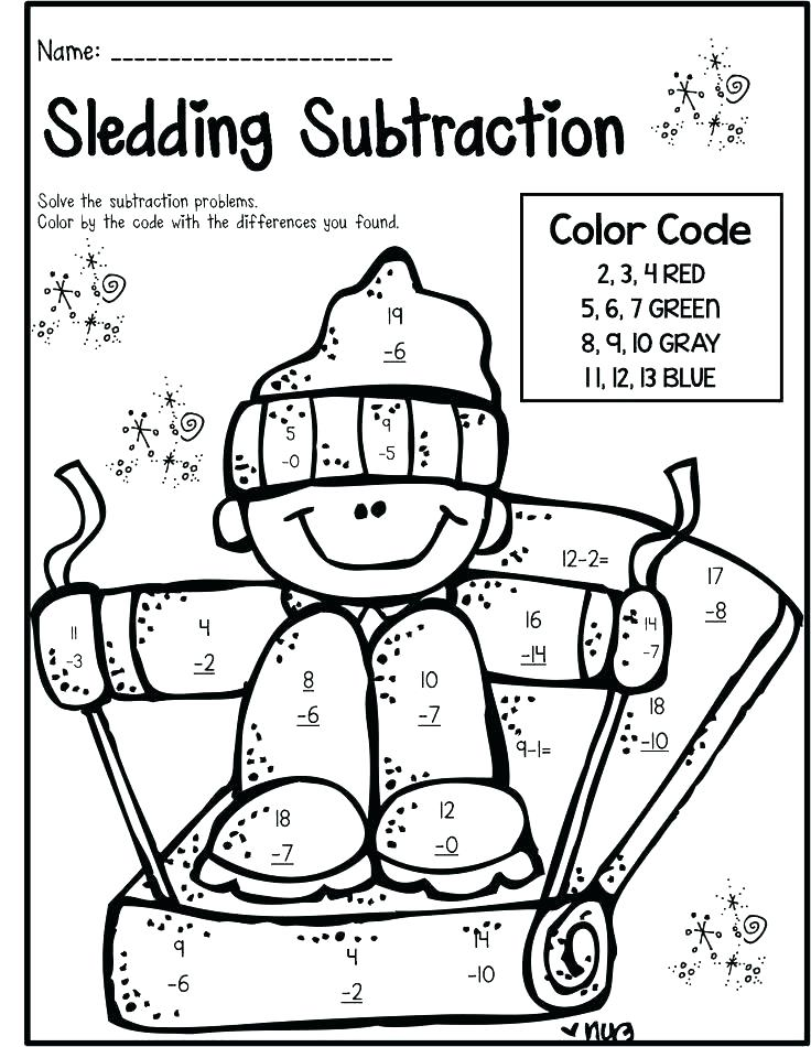 736x950 Grade Math Coloring Pages
