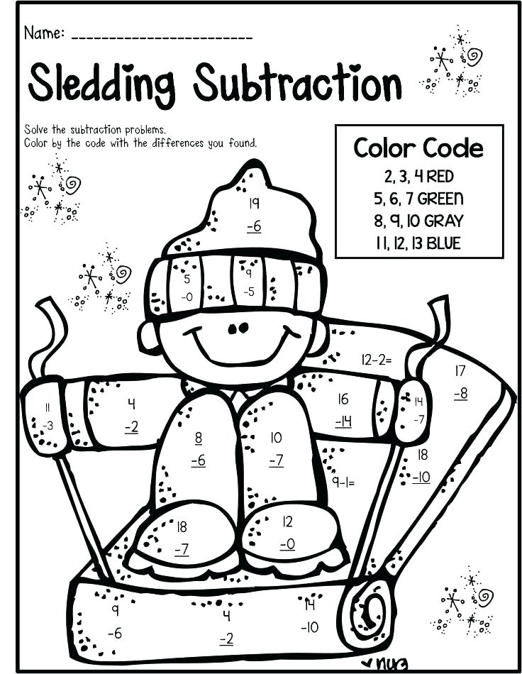 736x950 Multiplication Coloring Pages In Addition To Math Coloring