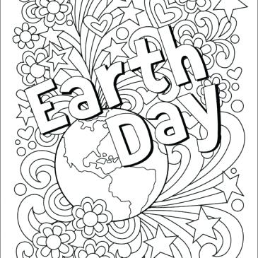 365x365 Coloring Page Archives Art Projects For Kids Earth Day Coloring