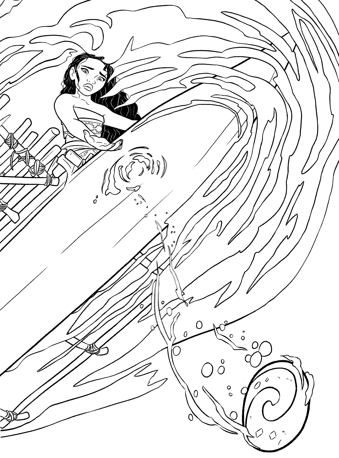 Maui Coloring Pages at GetDrawings com   Free for personal use Maui