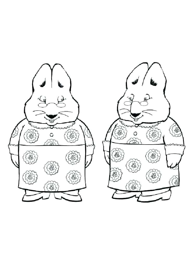 750x1000 Stylist And Luxury Max Ruby Coloring Pages Printable Gloom Great