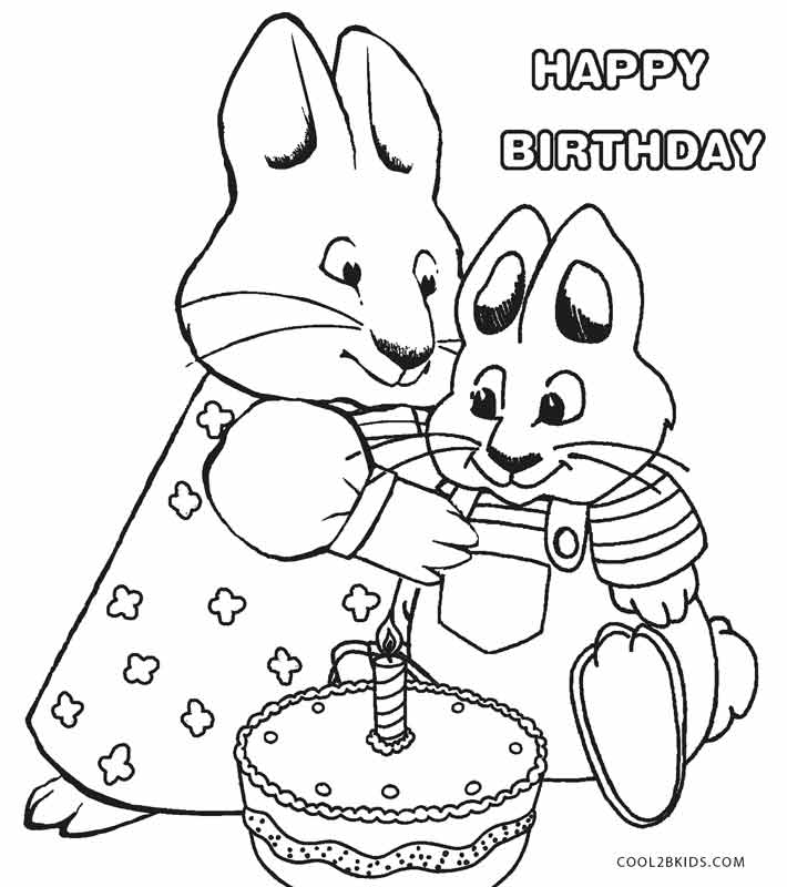 710x800 Free Printable Max And Ruby Coloring Pages For Kids